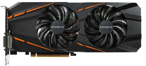 tarjeta .video.gigabyte gtx1060 6gb  gv-n1060g1 gaming-6gd