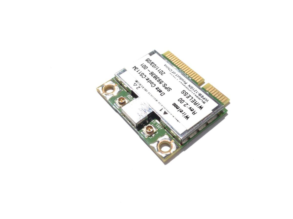 HP Mini 210-1190CA Notebook Broadcom WLAN 64 Bit