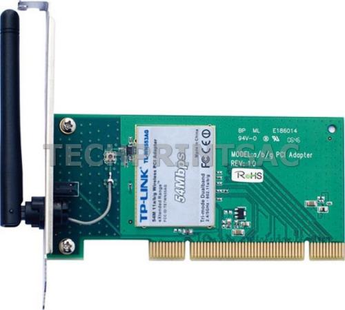 tarjeta wifi 2.4 - 5.8 gh pci dual cliente kit internet wifi