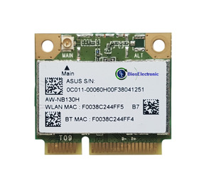 Tarjeta Wifi Bluetooth Atheros Qcwb335 Aw-nb130h Asus X541s
