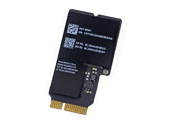 Tarjeta Wifi + Bluetooth Bcm94331cd iMac 21,5 A1418 607-8967