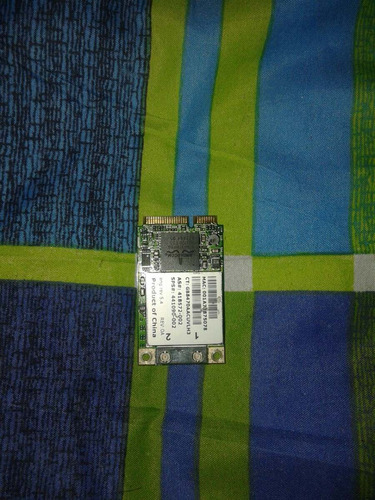 tarjeta wifi compaq f500
