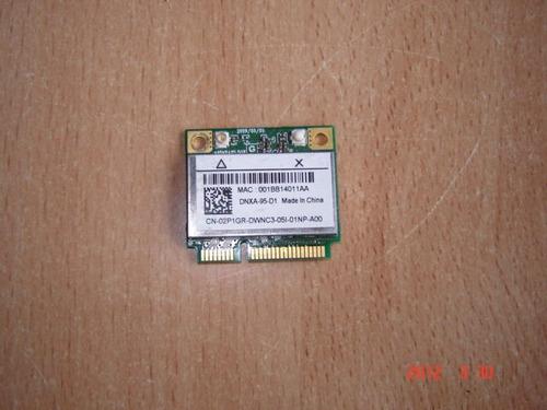 tarjeta wifi dnxa-95-d1 802.11b/g/n para dell m5030 n5030
