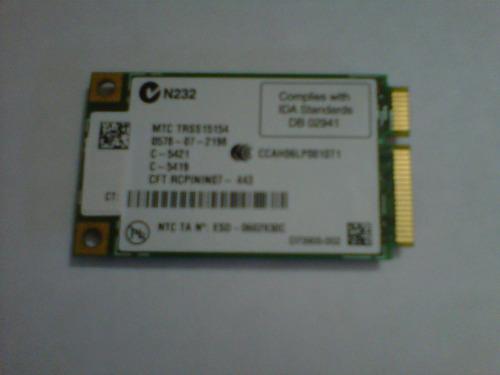 tarjeta wifi intel modelo 4965agn laptop sony vaio serie