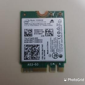 Tarjeta Wifi Lenovo Thinkpad E560 Original Nueva