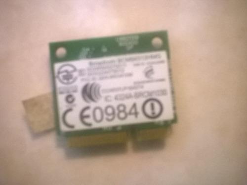 tarjeta wifi para compaq mini cq10