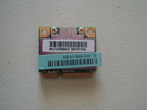 tarjeta wifi toshiba nb505 series realtek rtl8188ce