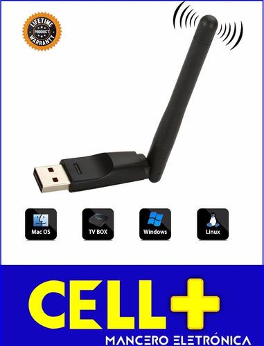 tarjeta wifi usb 150mbps 802.11b/n wireless