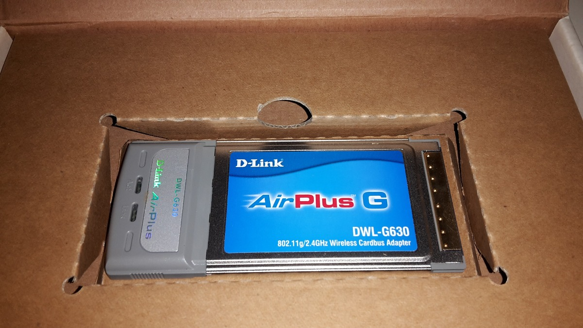 D LINK AIRPLUS G DWL G630 WINDOWS 8.1 DRIVERS DOWNLOAD