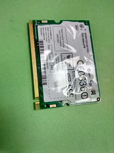 tarjeta wireless, hp-presario m2000