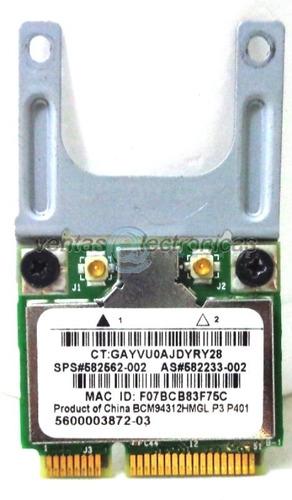 tarjeta wireless para hp dv4-2114la ipp4