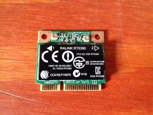 tarjeta wireless para laptop o todo en uno hp 18-1105la
