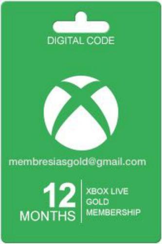 tarjeta y codigos prepago dinero membresia xbox live