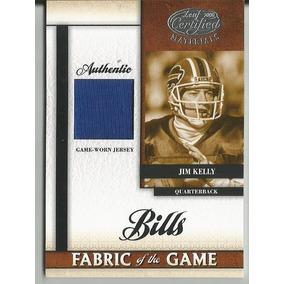 541ff3659199f Jersey Sudadera Nfl Buffalo Bills Jim Kelly Super Bowl Xxvii. Distrito  Federal · 2008 Leaf Certified Fotg Jersey  38 Jim Kelly  50 Qb Bills