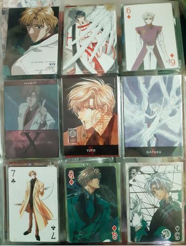 tarjetas anime
