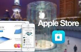 tarjetas apple store usa de $10.00