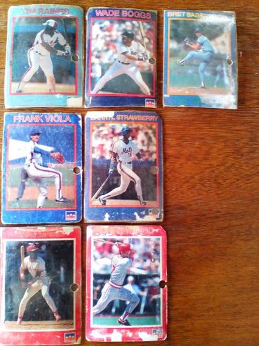 tarjetas beisbol grandes ligas lvbp lineup donruss topps