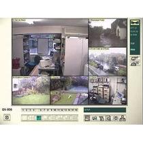 Tarjeta Capturadora Geovision Gv-900 16 Cámaras Internet Aud