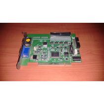 Capturadora Geovisión Gv600 16 Cámaras De Seguridad + Cable