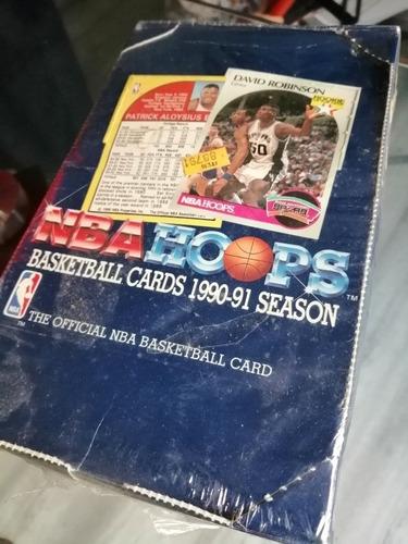 tarjetas coleccionables nba 1990-1991