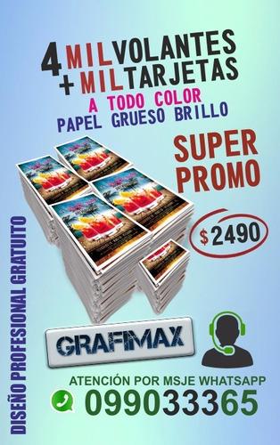 tarjetas comerciales de presentación imprenta