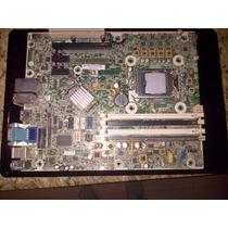 Tarjeta Madre Hp+procesador Core Duo I3+2gb Ram