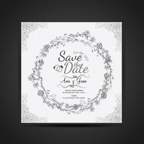 Tarjetas Cumpleaños Fiestas 15 Años Boda Diseño Marido Mujer