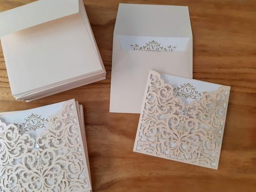 tarjetas de 15 caladas color bordo tarjeta de casamiento
