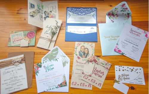 tarjetas de boda personalizadas