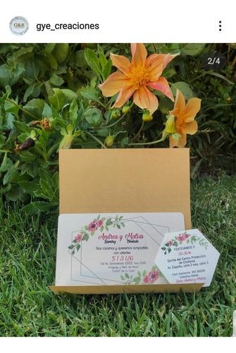 tarjetas de bodas