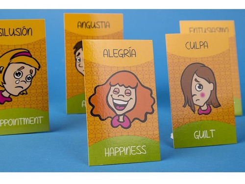 tarjetas de emociones