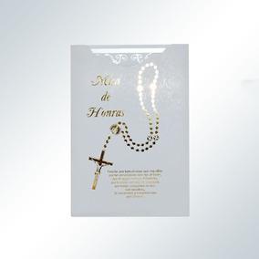 Tarjetas De Invitacion A Misa Entrega En 3 Días O Menos