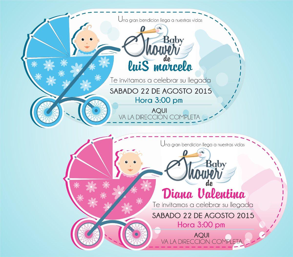 tarjetas de invitacion baby shower bautizo y comunion d nq np 527601
