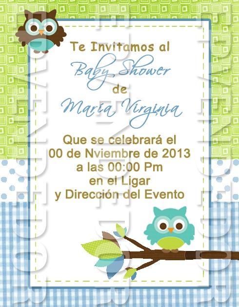 Invitaciones Baby Shower Niño ~ Pin nino para invitaciones baby shower pinterest on
