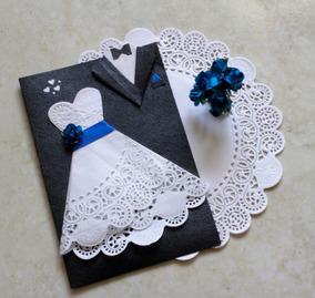 Tarjetas De Invitación Boda Matrimonio