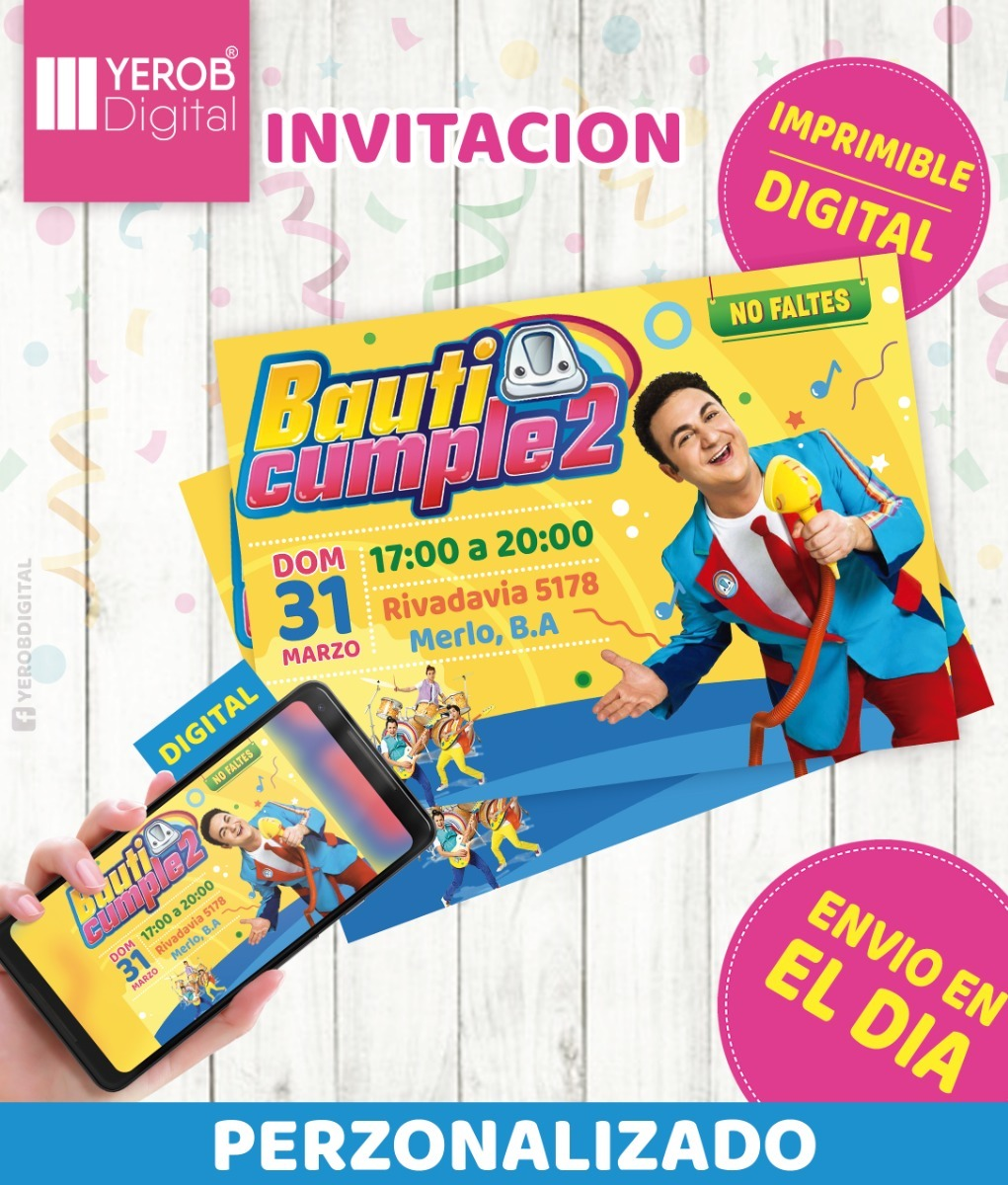 Tarjetas De Invitacion Digital La Granja De Zenon Zenon