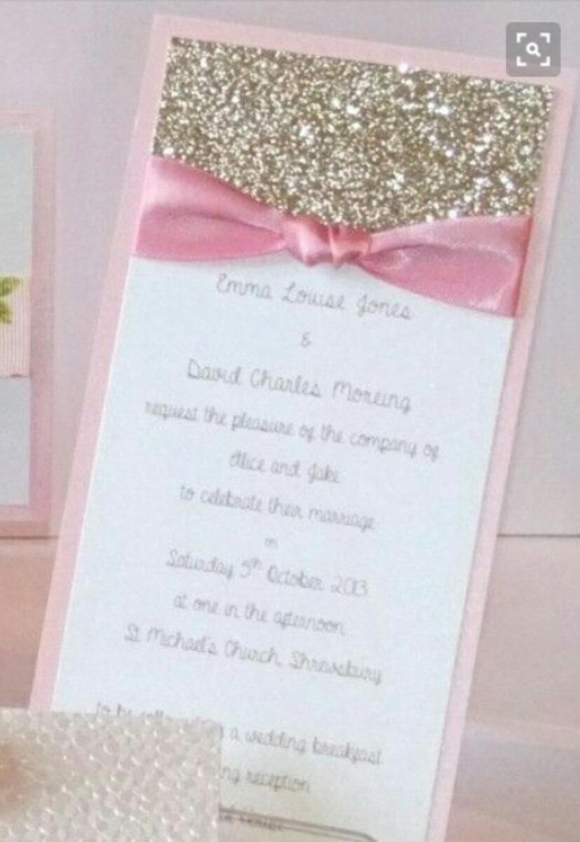 Bautizo Invitations was luxury invitations design