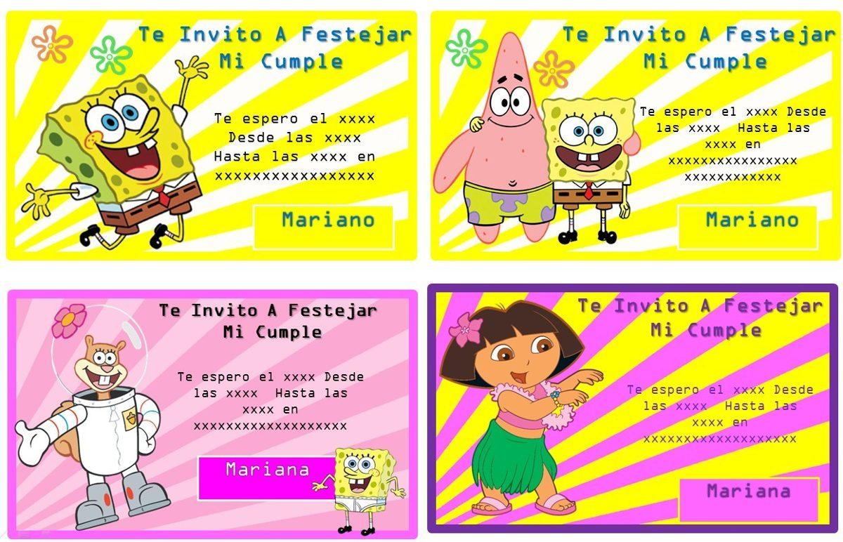 Tarjetas De Invitación Originales Para Todo Tipo De Eventos