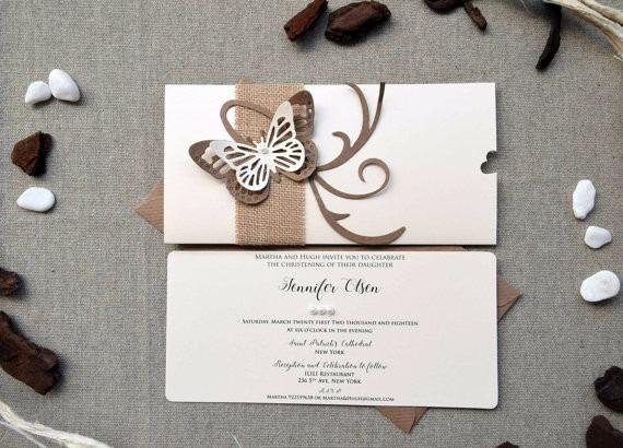Tarjetas de invitaci n para bodas modelos country vintage - Modelos de tarjetas de boda ...