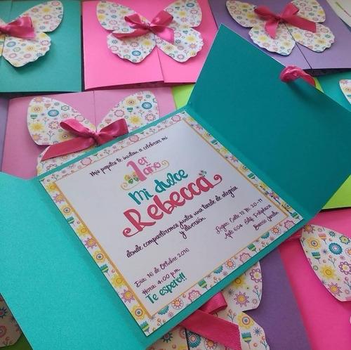 tarjetas de invitación para cumpleaños