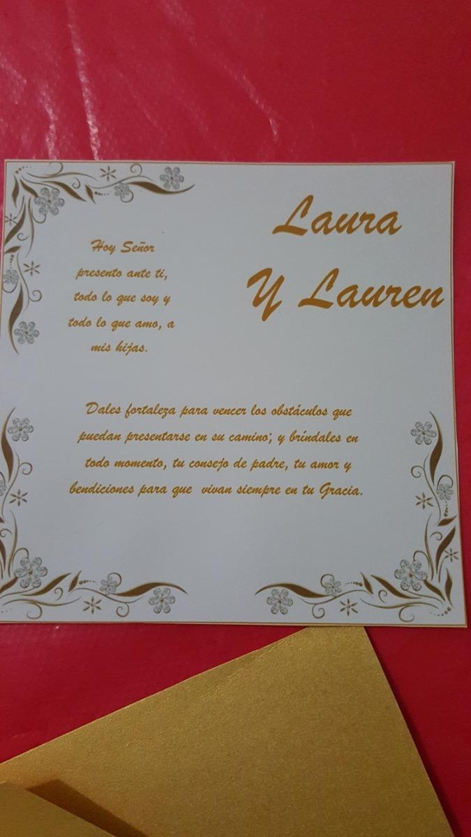 Tarjetas De Invitacion Para Cumpleaños Bautizo Y Variedad