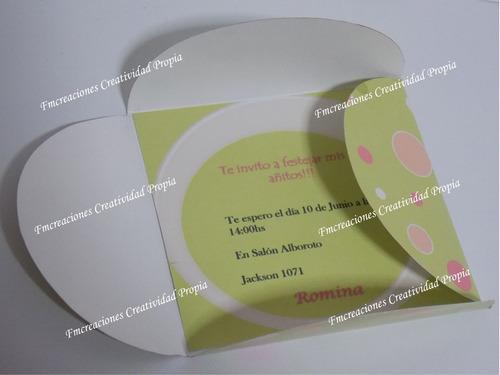 tarjetas de invitación, para todo tipo de evento!!!