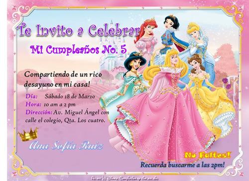 tarjetas de invitación personalizadas para todo evento