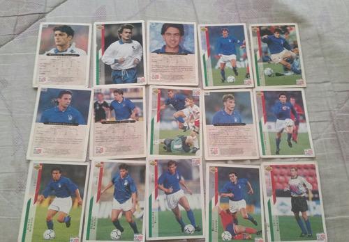 tarjetas de la seleccion de italia