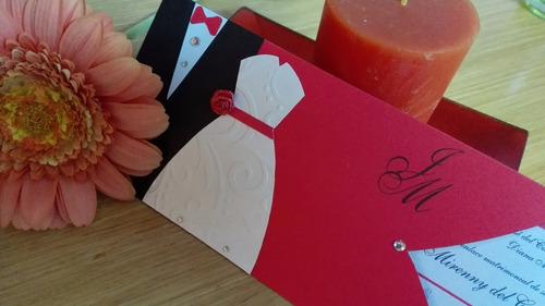 tarjetas de matrimonio - bodas