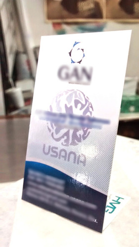 tarjetas de presentación 4x4 tintas barniz u.v. f y v envio