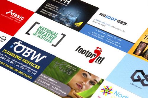 tarjetas de presentación brillantes full color envío gratis