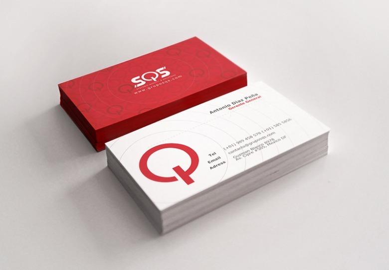 c5370ad6f65a1 Tarjetas De Presentación-laminado Mate A Todo Color Fyv -   450.00 ...