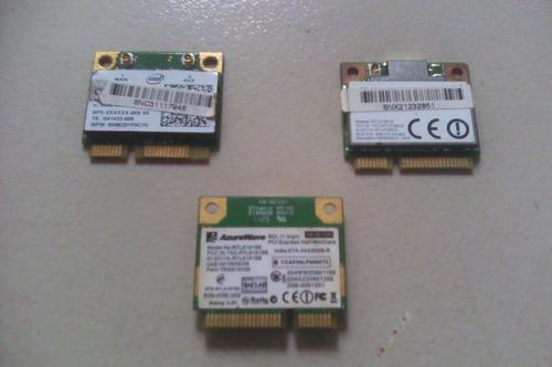 tarjetas de red wifi laptop vi 2400