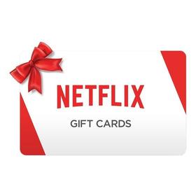 Tarjetas De Regalo De Netflix - Saldo $50.000